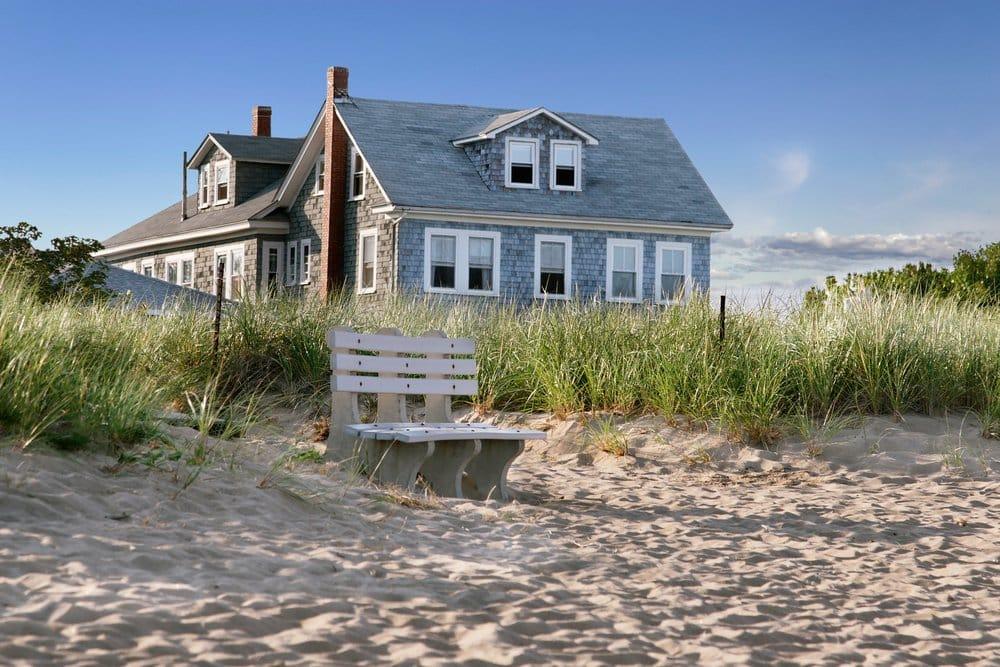Writing beach rental copy