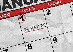 How often should I send my newsletter?