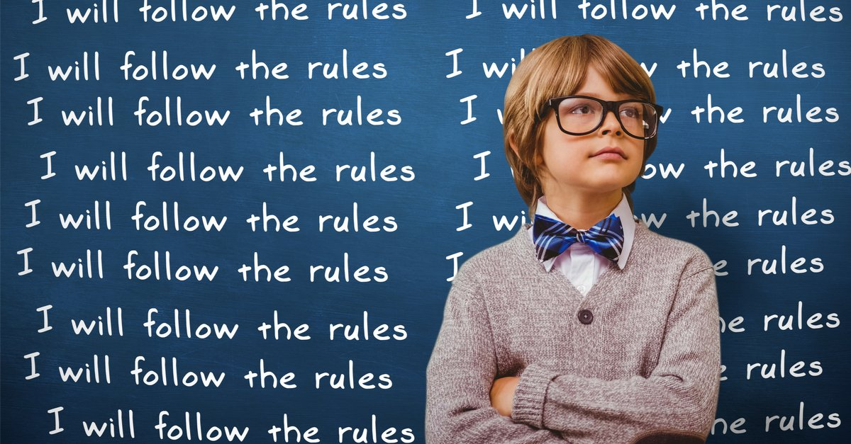 Laying Down the Law: Writing House Rules that Guests Read
