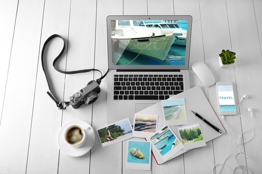 destination content marketing