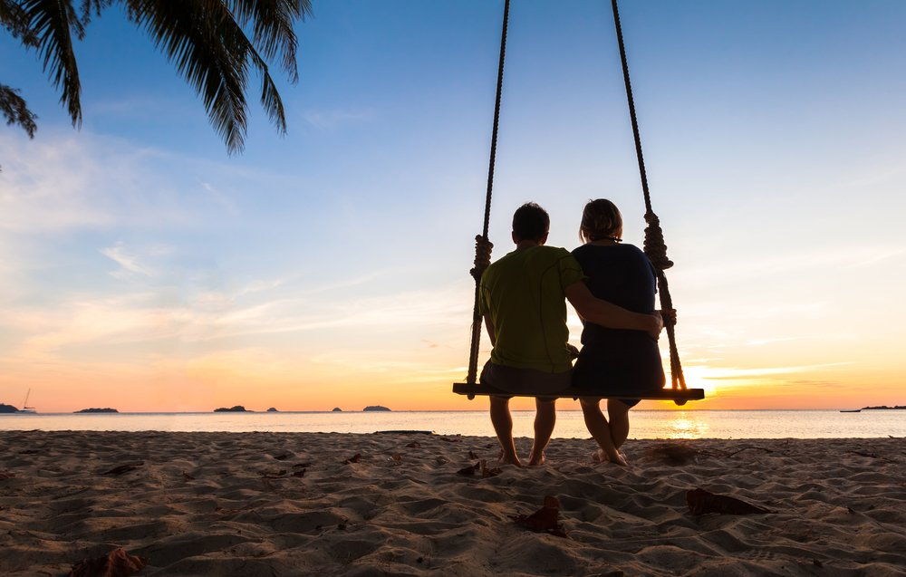 Honeymooners offer an opportunity to create personalized content.