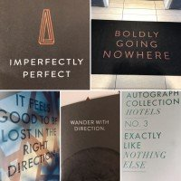 examples of hotel paradox branded copywriting